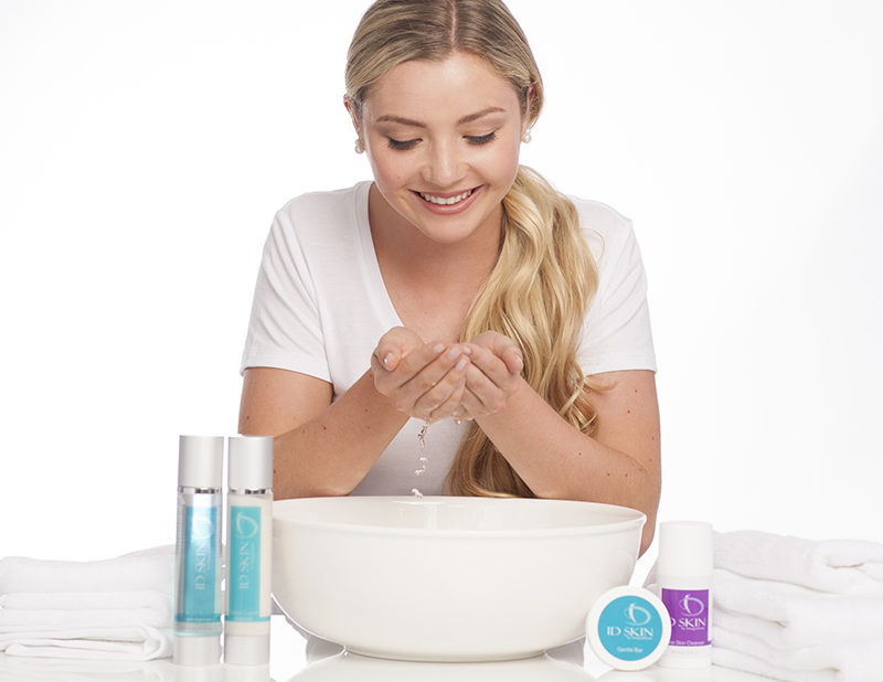 id skin retail products