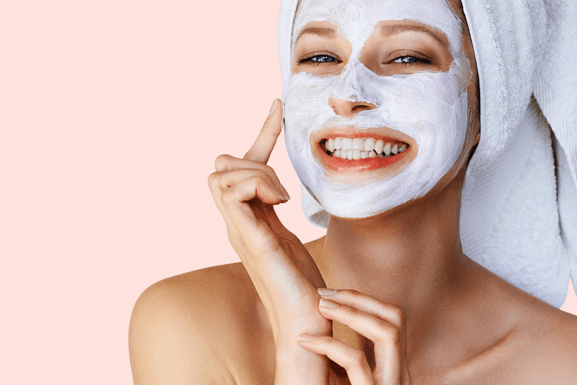 private label skin care clear skin mask