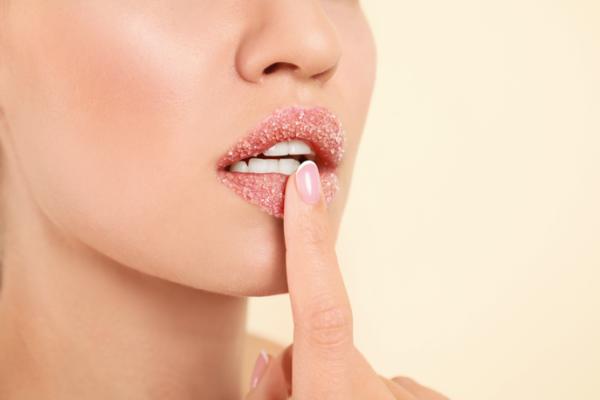 private label skin care lip sugar scrub