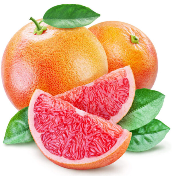 grapefruits with leaves private label skin care