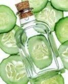 cucumber slices water private label skin care