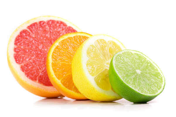 citrus fresh fruit private label skin care